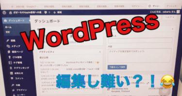 iPad Proでブログは難しい?!🤔WordPress編その理由3選!!